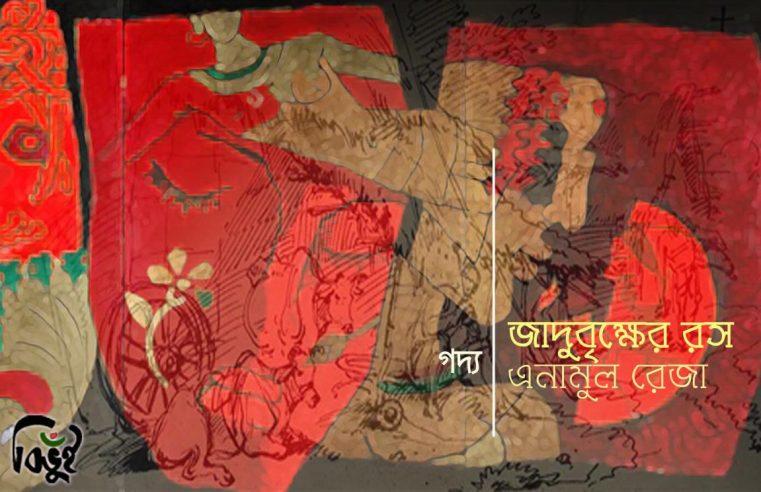 জাদুবৃক্ষের রস -এনামুল রেজা